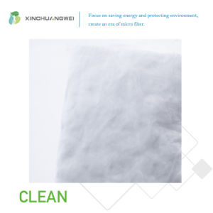 Formaldehyde Free White Glass Wool Environmental Friendly Thermal Insulation Material pictures & photos