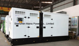 500kVA 400kw Cummins Silent Diesel Generator Standby 550kVA pictures & photos