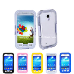2015 New Durable Waterproof Case for Samsung S4 pictures & photos