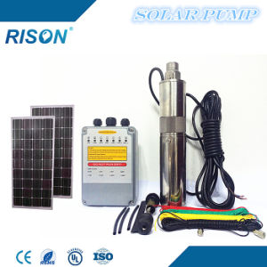 3 Inches Submersible Solar Pump pictures & photos