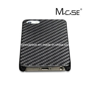 China Supplier Carbon Fiber Case for iPhone Se pictures & photos