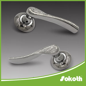 Sokoth Modern Design/Noble Diamond Door Handle pictures & photos