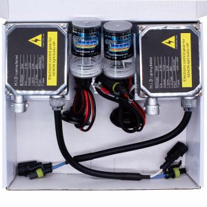 35W H4 Xenon HID Kit& H7 HID Lighting with Auto Parts HID Xenon Headlight pictures & photos