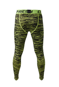 Compression Pants Leggings Camo Men Sports Training Gym Wear (AK2015006) pictures & photos