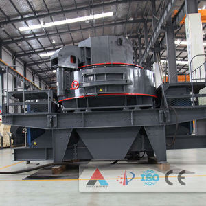 CE&ISO9001 Impact High-Efficient Sand Maker Crusher pictures & photos