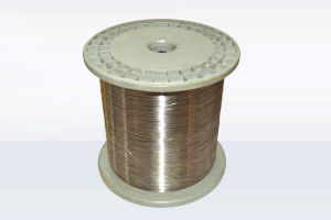 Nickel Plated Copper Wire 0.10mm pictures & photos
