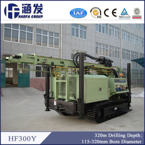 for Geothermal Well, Hf300y Bore Well Drilling Machine pictures & photos