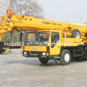 25tons Truck Mounted Crane (25K) pictures & photos