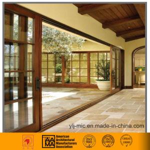 Luxurious Sliding Inner Door (Aluminum/Glass) pictures & photos