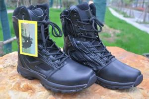 Low-Cost Military Shoes Top Quality Tactical Boots for Men (AKJX4) pictures & photos