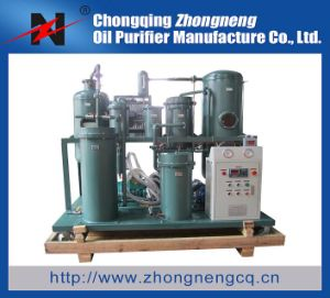 Tyc Low Viscosity Lubricant Oil Filtration Machine, Oil Regeneration Plant pictures & photos