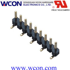 2.0mm 180° SMT Pin Header Connector pictures & photos
