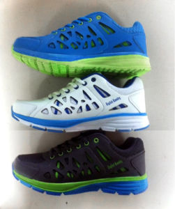 Hot Sell Men Running Shoes Sneakers Gym Shoes (ZJ150518) -36 pictures & photos