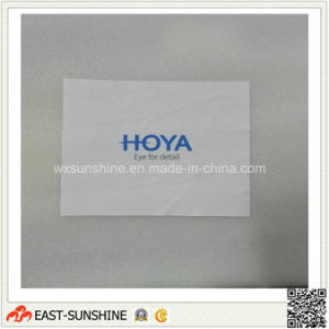 Wholesale 100% Polyester Microfiber Lens Cleaning Cloth (DH-MC0521) pictures & photos