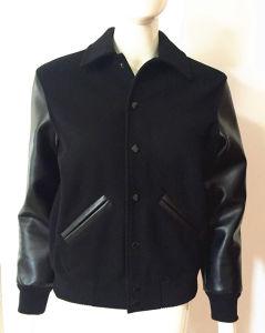 Ladies Fashion Baseball Jacket, Varsity Jacket pictures & photos
