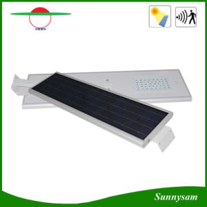 High Bright Bridgelux Solar LED Street Light 40W pictures & photos
