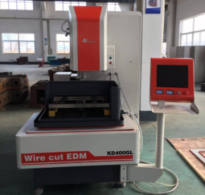 CNC EDM Wire Cutting Machine Kd400gl pictures & photos
