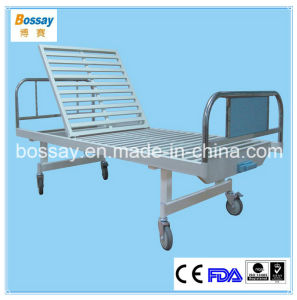 One Crank Manual  Bed for Hospital pictures & photos