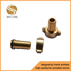 Competitive Brass Hose Joint Fitting (KTHF-OEM-302) pictures & photos