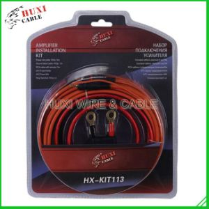 2016 New Top Quality Haiyan Huxi, High Performance Auto Car AMP Wiring Kit