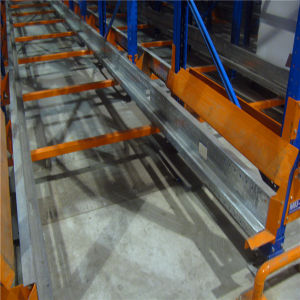 ISO9001 Verifed Radio Shuttle Racking for Warehouse with Heavy Capacity pictures & photos