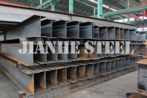 Welded H Beams for Steel Structure pictures & photos