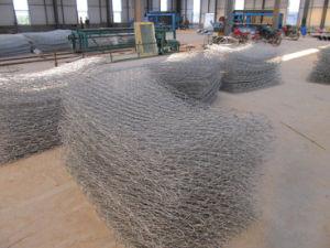 Hexagonal Gabion Mesh (ISO standard 20 years factory) pictures & photos