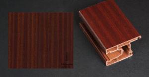 PMMA Wooden Grain PVC Laminating Film for Window & Door Profile pictures & photos