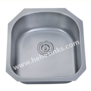 Stainless Steel Kitchen Sink with Undermount Installation, Bar Sink, Wash Sink (5052) pictures & photos