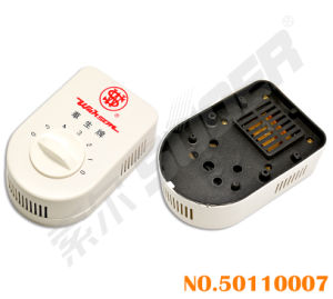 Round Governor Electric Fan Switch (50110007-Electric Fan-Round Governor-Huasheng Brand) pictures & photos