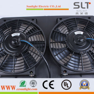Easy Carry 12V 280W DC Condenser Cooling Axial Fan pictures & photos