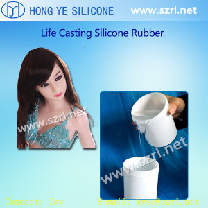 Liquid Silicone Rubber for Sex Doll for Men pictures & photos