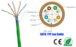 Hot Selling FTP Cat 6 pictures & photos