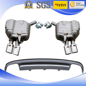 "High Quality S7 2012-2014"" Exhaust Pipe Kit pictures & photos"