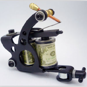 Wholesales Cheapest Black Manual Coil Tattoo Machine for Sale pictures & photos