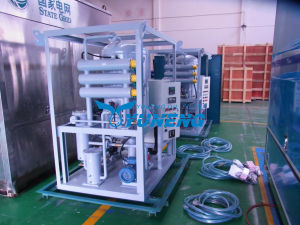 Dielectric Oil Filtering System/Used Transformer Oil Filter Machine pictures & photos