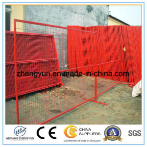 Temporary Fence/Canada Temporary Wire Mesh Fence pictures & photos