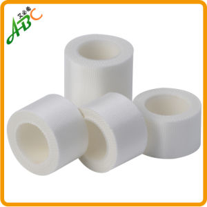 ABC Medical High Quality Surgical Silk Adhesive Plastic Tape