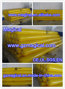 Long Inflatable Buoy Inflatable Water Tube Buoy Inflatable Cylinder Buoy pictures & photos