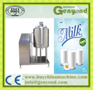 Stainless Steel Small Milk Htst Pasteurizer pictures & photos