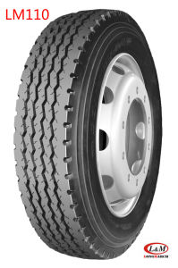 LONGMARCH Tubeless Drive/Steer/Trailer Truck Tyre (LM110) pictures & photos