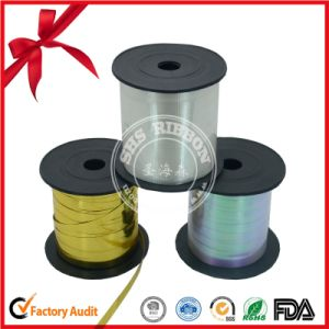 Gift Packaging PP Logo Printed Ribbon Roll pictures & photos
