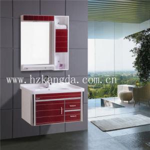 PVC Bathroom Cabinet/PVC Bathroom Vanity (KD-545) pictures & photos