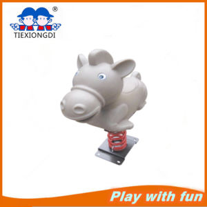 Children Spring Rocking Horse Rider Outdoor Recreational Equipment Txd16-16501 pictures & photos
