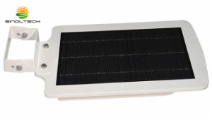 6W All in One Motion Sensor Solar LED Garden Lamp for Fence Lighting (SNSTY-206) pictures & photos