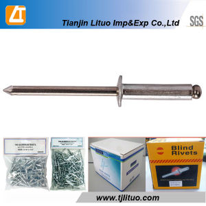 Aluminium Steel Blind Rivet DIN7337 Blind Pop Rivets pictures & photos