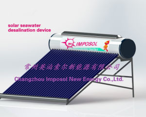 Imposol Latest Solar Sea Water Desalination Device pictures & photos