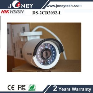 Outdoor Hikvision 3MP IR Bullet CCTV IP Camera Hikvision Ds-2CD2032 pictures & photos