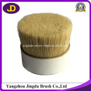 Chungking Natural White Soft Pig Boiled Bristle pictures & photos