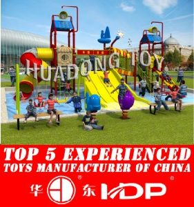 Hot Sell! 2018 Amusement Park Equipment Water Slide for Sale HD15b-096A pictures & photos